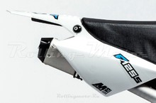 ПИТБАЙК YCF START F125-SE (П/АВТОМАТ, ЭЛ. СТАРТЕР) 14/12, 125CC,  2015Г.