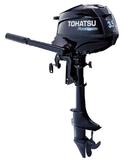 Лодочный мотор Тohatsu MFS 3.5 S