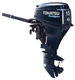 Лодочный мотор Тohatsu MFS 9,9 D S