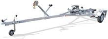 Прицеп ЛАВ-81014 с роликами