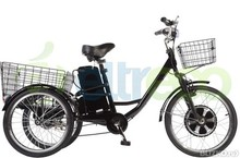 Велогибрид Eltreco E-Tricycle (GM Porter)