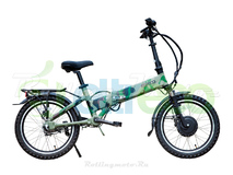 Велогибрид Eltreco Master 20 NEXUS 3 CAM кардан