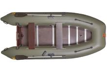 Лодка Норвик 340CL
