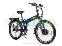 Велогибрид Eltreco PATROL 24 NEXUS 3 ROLLER