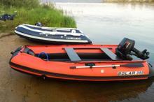 """Лодка надувная транц. """"СОЛАР-350"""""""