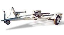 Прицеп ЛАВ-81015 с лонжементами
