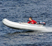 Надувная лодка Badger Fishing Line 330 W