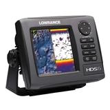 Эхолот-навигатор Lowrance HDS-5 Gen2