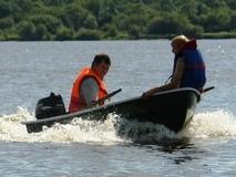 Лодка АФАЛИНА-255