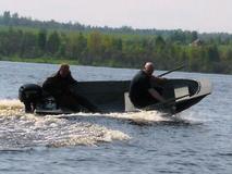 Лодка АФАЛИНА-350