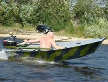 Лодка АФАЛИНА-300