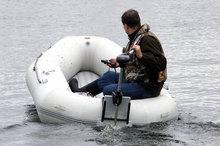 Лёгкая ПВХ лодка Lake Line 285 (НДНД)