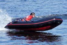 Лодка с надувным дном Air Line 360 (НДНД)