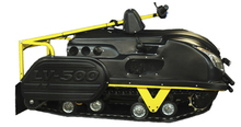 Мотобуксировщик 500LVR с санями
