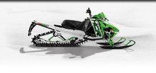 Снегоход M 8000 HCR