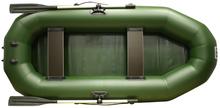Надувная лодка пвх Фрегат М-5 с креплением под транец