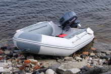 Многоцелевая лодка пвх CL 340 PW