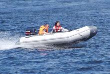 Многоцелевая лодка пвх CL 420 PW