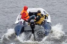 Надувная лодка из пвх Heavy Duty 390 AL