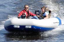 Надувная лодка из пвх Heavy Duty 470 AL