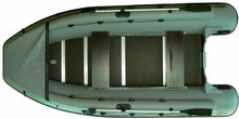 Надувная лодка пвх Фрегат M-430 F
