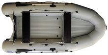 Надувная лодка пвх Фрегат М-430 FM Light Jet