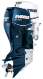 Лодочный мотор EVINRUDE E90DSLAA